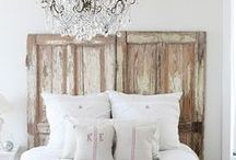 { Southern Decor } / #southern #home #decor #style #furniture #forthehome #bedroom #kitchen #dining #rustic #barn #wood #chandelier