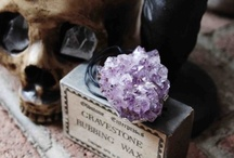 Crystals and Rocks / by ThirdNameJane