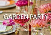 Garden Party / All things FLORAL! / by YUMI KIM