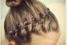 Buns, Braids, & Curls