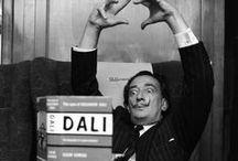 [ Salvador DALI ] / Salvador Dali .:. The Surrealist Genius .:. Life & Creation | Early & Rare Photos