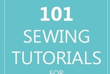 crafty | various / multiple DIY sewing projects and ideas kits/sets/libraries