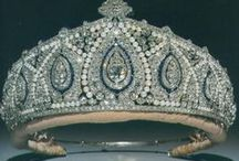 Antique Jewellery, Precious Metals, Royal Treasures / by Yvonne Rose