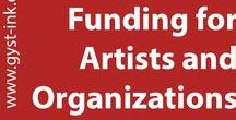 Funding For Artists and Organizations / Places which fund individual artists and/or arts organizations