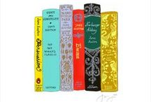 on my bookshelf/on my playlists. / by Katharine M Thomas
