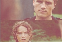 The Hunger Games / You love me. Real or not real? / by Darcie Winkler
