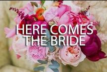 Here comes the bride... / All things wedding that we love! / by YUMI KIM
