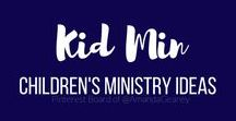 Children's Ministry / Craft, snack, and story telling ideas. #Christian #Children's #Ministry #Jesus #Christ #VBS #SundaySchool