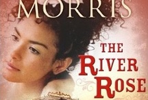 Water Wheel Series by Gilbert Morris / The Water Wheel series takes place in the 1850s, on Mississippi River sternwheelers. There are three books in the series: The River Queen, The River Rose, and The River Palace.