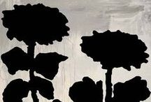 Black,White & Sepia / by Colee Wilkinson / Entella Key