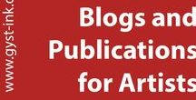 Publications and Blogs for Artists / Publications and Blogs for Artists