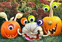 halloween. / {Halloween decor, crafts, costumes and recipes}