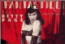 The one and only Bettie Page