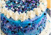 Recipes ~ Cakes / Full-size cakes (one layer, multi layer, pound, bundt, etc.) and cheesecakes