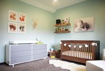 Nursery / by Betsy Pool @ A Mother's Road