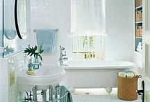 Scrub-a-Dub / Decorating ideas for the bathroom. / by Jessica Salvesen