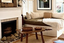The Room of the Living / Decorating ideas for the living room.  / by Jessica Salvesen