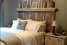 Snores Galore / Decorating ideas for the bedroom. / by Jessica Salvesen