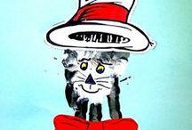 Dr. Seuss / by Amanda Waters