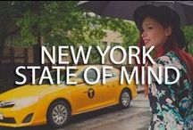 NY State of Mind / We're celebrating all things New York! / by YUMI KIM