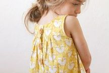 craft | sew littles / patterns and inspiration for children's clothing and projects.  / by Melissa K