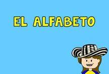 El Alfabeto / Different activities to teach the alphabet in foreign language classes.