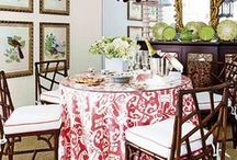Dining Spaces / Dining done well.
