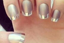 Nail Art / A nice set of nails finishes every outfit