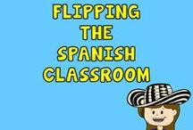 Flipping the Spanish Class / Tips to flip your classroom!