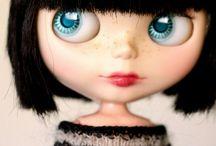 Blythe dolls: love and life / Blythe de poppen/meisjes die ik zo mooi vind. Nooit geweten dat ze zo verschillend konden zijn. Blij met al de creatieve kunstenaars die haar tot zoiets geweldigs maken.