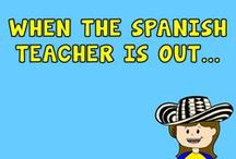 When the Spanish Teacher is out... Emergency Sub Plans / When the Spanish Teacher is out... Plans for Substitute Teachers