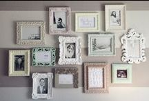 baby | shabby chic nursery / beautiful, vintage, girly, shabby & chic nursery ideas / by Melissa K