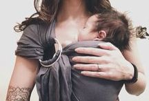 mama | babywearing / by Melissa K