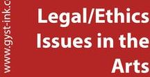 Legal/Ethics Issues in the Arts / Legal and Ethical Issues in the Arts