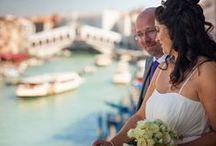 Venice wedding / photos of beautiful weddings in Venice