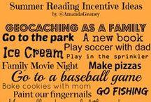 #SummerReading for Kids