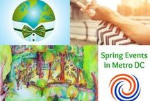 Events in Metro DC - Wellness, Mindful Parenting and Sustainability / Events related to health & wellness; yoga & meditation; mindful & conscious parenting; green, eco- and sustainable living and environmental activism in the Metro Washington DC area