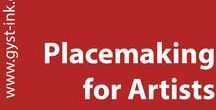 Placemaking for Artists / Placemaking for artists is a collection of ideas and projects that use ideas of placemaking for art based community projects.