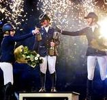 Liverpool International Horse Show 2016/17 / This weekend saw the world showjumping stars shine as they competed in front of huge crowds at The Equestrian.com Liverpool International Horse Show.