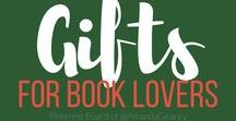 Gifts for Book Lovers / Gift Ideas for Book Lovers - Reading - Bibliophiles - Bookstagramers - Book Bloggers - Writers - Librarians - Book Nerds