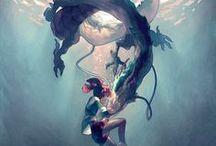 Studio Ghibli / The art of Studio Ghibli.