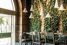 Restaurant Design / Inspiring Restaurant Design