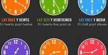 hora y horarios