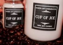 Mason Jar Candles & Co. / A family operated business bringing the best products to our customers. We make homemade 100% soy wax candles, hand poured soaps, organic body butters, organic salt scrubs and more! We strive to bring the best possible experience to our customers.  www.masonjarcandlesco.com