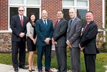 Southern & Central New Jersey / This board features the Southern & Central New Jersey edition of The Who's Who in Building & Construction Magazine.