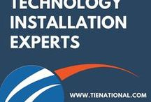 Tie National, LLC / Outsourced IT Services and Technology Consultation Tie National offers onsite IT support, technology installation services, network hardware and unlimited remote support. We help businesses make smart and cost-effective choices for their evolving technology needs and relieve exposed vulnerabilities. www.tienational.com