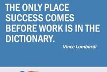Quotes on Success, Business, and IT / Quotes that have inspired us to be the best we can be.