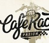 Cool Cafe Racer Graphics