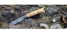 Opinel : couteaux de poche et coffrets / Les célèbres couteaux pliants fabriqués en France : une référence dans le domaine de la coutellerie.