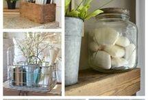 Homestead Organize / Organize homestead Ideas, Decor Storage